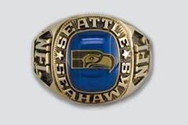 Seattle Seahawks Ring by Balfour - $2.286,89 MXN