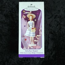 Hallmark Keepsake Ornament Barbie Suburban Shopper 35th Anniversary Midg... - $17.81