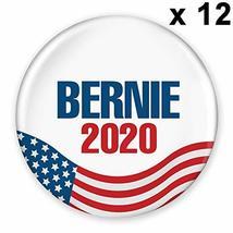 "(One-Dozen) Wholesale - 3"" Political Campaign Pin - Bernie Sanders 2020 ... - $10.80"