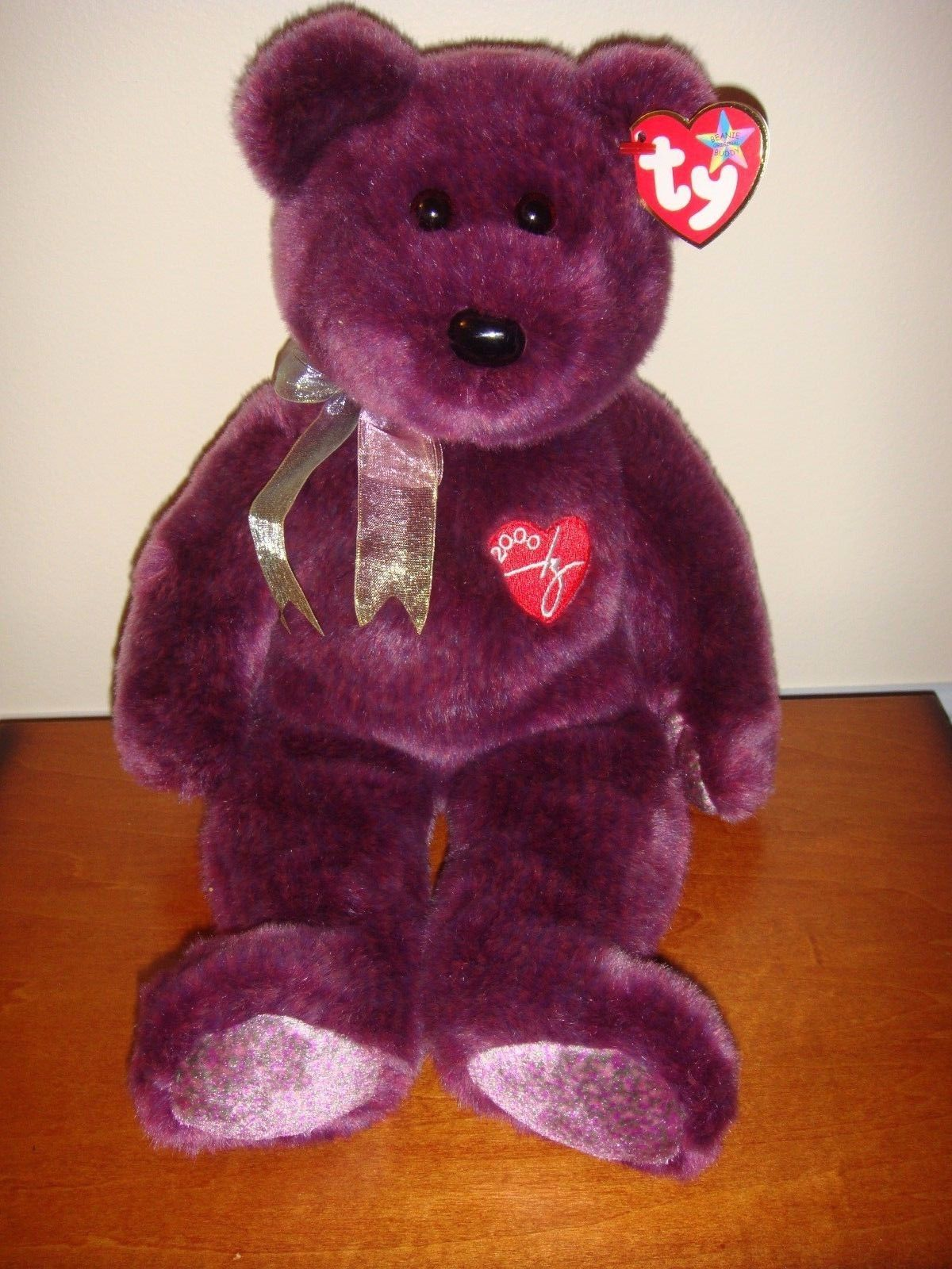 Ty Signature Beanie Baby   Buddy 2000   and 50 similar items 268641cece21