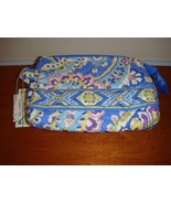 Vera Bradley Capri Blue Small Cosmetic Case - $21.49