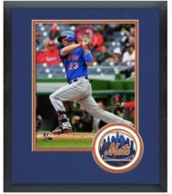 Michael Cuddyer 2015 New York Mets - 11 x 14 Team Logo Matted/Framed Photo - $42.95