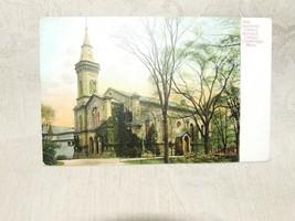 c1901-07 Souvenir POSTCARD Appleton Chapel Harvard College 1634 Cambridge MAss - $10.00