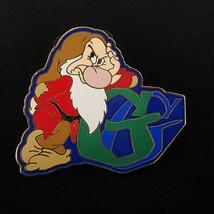 Disney Snow White & Seven Dwarfs Grumpy Leaning Letter G Pin 1335 - $27.71