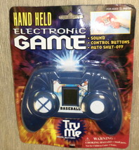 "Excite Toys Hand Held ""Baseball"" Electronic Game - $7.92"