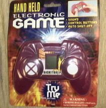"Excite Toys Hand Held ""Basketball"" Electronic Game - $7.92"