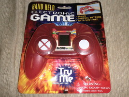 "Excite Toys Hand Held ""Racing"" Electronic Game - $7.92"