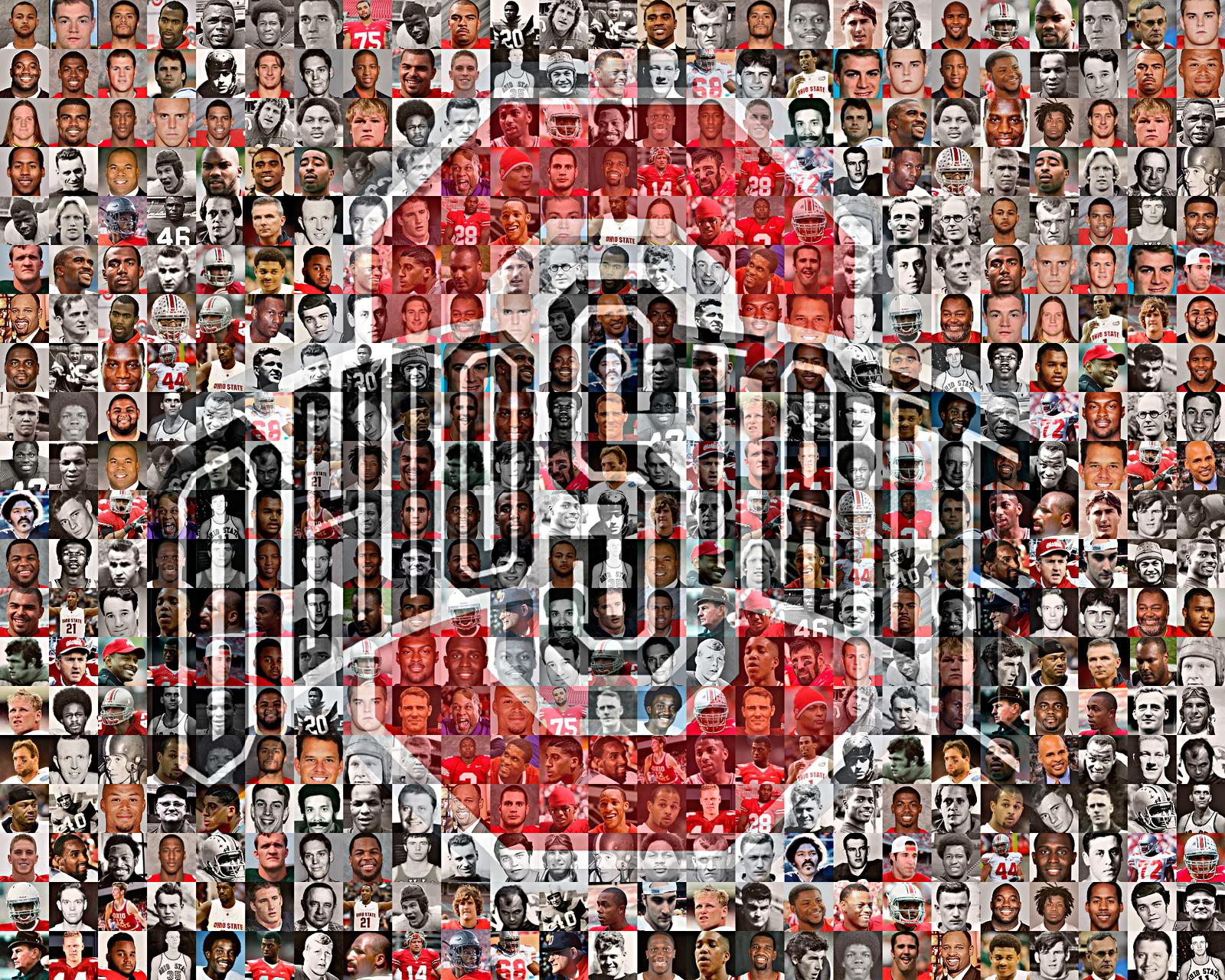 Ohio state mos 8x10 2017
