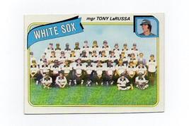 1980 Topps Chicago White Sox Team Set - $3.79