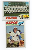 1977 Topps Montreal Expos Team Set - $6.79