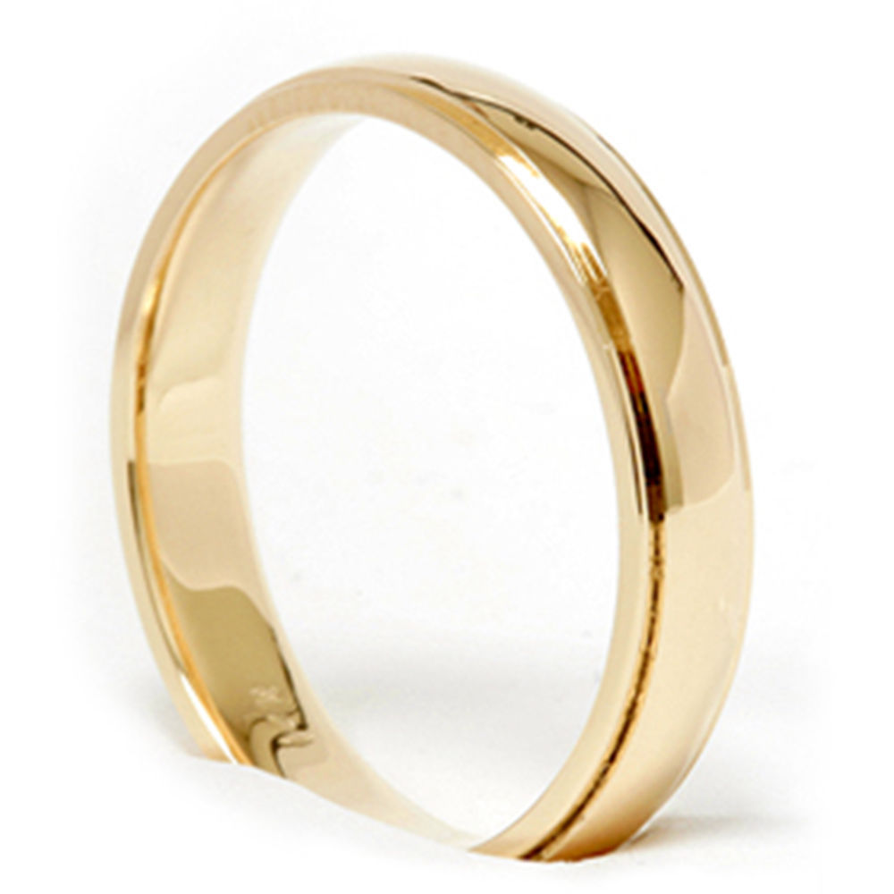 lowest prices guaranteed solid 14k yellow gold mens womens wedding ring band bands without stones. Black Bedroom Furniture Sets. Home Design Ideas