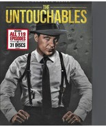 The Untouchables: The Complete Series DVD Box Set Brand New - $46.95