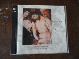 CD 'Contemplating His Face' Contemplative Rosary Community of St. John C... - $11.99