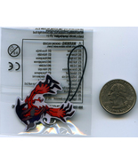 Pokemon League Keychain Cell Phone Charm Yveltal - $2.59