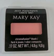 Mary Kay Chromafusion Eye shadow-  -  Juicy Peach 120416 See Pics & Details  - $12.99