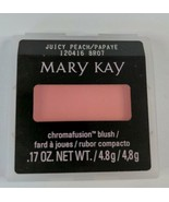 Mary Kay Chromafusion Eye shadow-  -  Juicy Peach 120416 See Pics & Deta... - $12.99