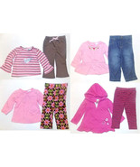 Fisher-Price Infant Girls 2pc Blouses & Pants O... - $7.99
