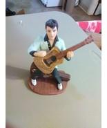 Elvis Presley Porcelain Figurine - Avon - $11.91