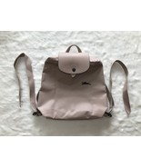 France Md Longchamp Le Pliage Club Collection Horse Embroidery Backpack ... - $95.00