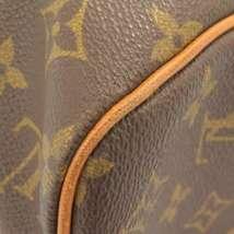 LOUIS VUITTON Flanerie 45 Monogram Canvas Shoulder Bag M51115 France Authentic image 6