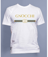 Gnocchi #2 Men Tee / T-shirt S to 3XL White - $20.00+