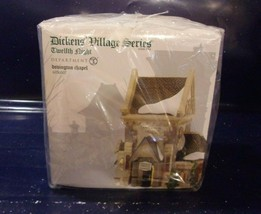 "Dept. 56 Dickens' Village Series  ""Dovington Chapel""  4036507  NIB - $70.13"