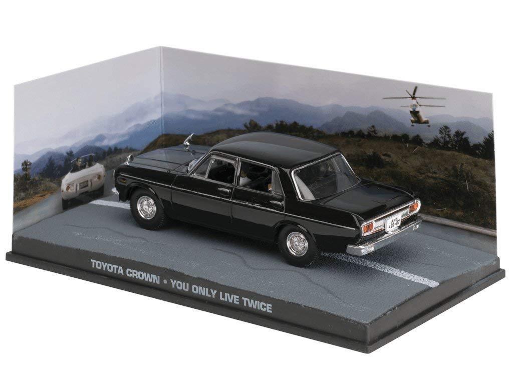 James Bond 007 Toyota Crown You Only Live Twice 1/43 Eaglemoss