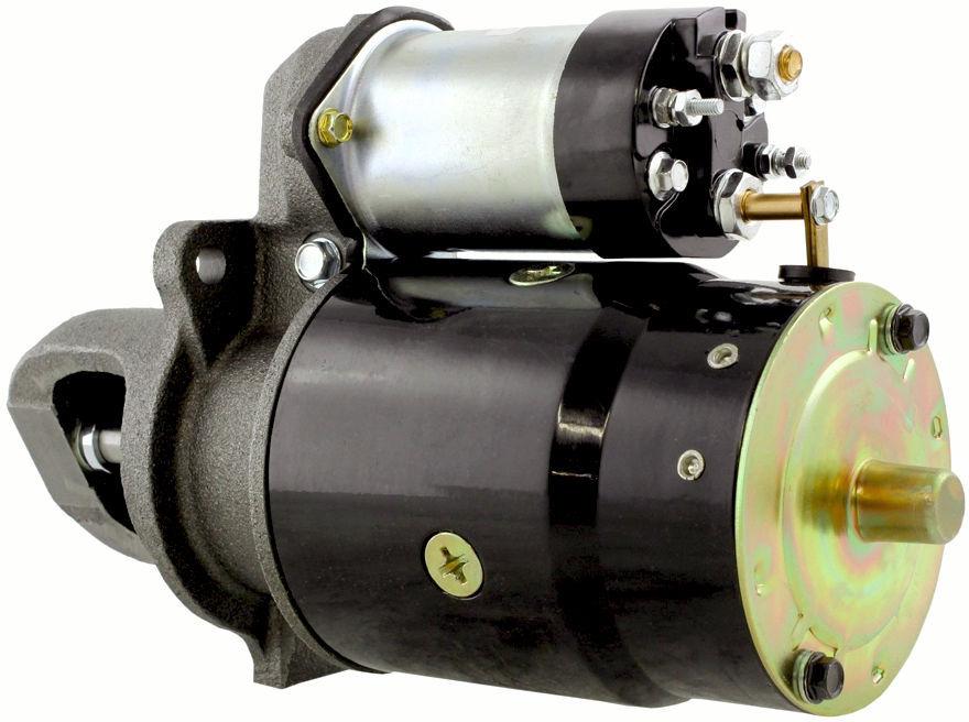 NEW STARTER SOLENOID HYSTER LIFT TRUCK S-50 50B 60 60PS 70 70PS 80 80PS PERKINS