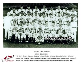 MLB 1942 World Series Champions St. Louis Cardinals Team Picture 8 X 10 ... - $5.99