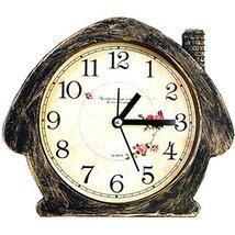 Kylin Express European Retro Nostalgia Noiseless Alarm Clock Kids' Birthday Gift - $20.09