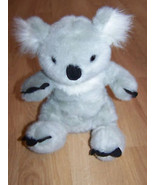 "Build A Bear BABW BAB Gray Grey Koala 12"" Plush Stuffed Animal Toy EUC - $18.00"