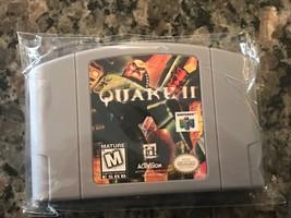 Quake 2 N64 Custom English Nintendo 64 - $25.00