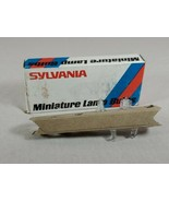 4) Chicago Sylvania Miniature 159 Light Bulb Lamps #159  (by) - $8.61