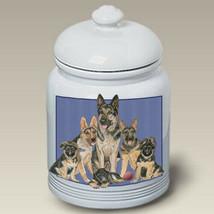 German Shepherds Treat Jar - $44.95