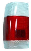 LH REAR TAIL LIGHT LENS FOR MAZDA MAGNUM B2000 B2200 B2600 RED/WHITE COLOR - $16.72