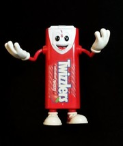 Hasbro figure collectible Twizzlers Giggle strawberry twists twizzlers collector - $24.19