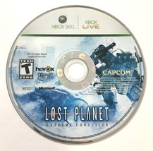 Lost Planet: Extreme Condition (Microsoft Xbox 360, 2007) DISC ONLY - $4.97