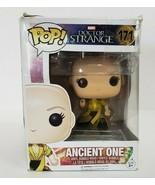 Funko Pop  Ancient One Doctor Strange 171 Marvel (Damaged Box) - $7.70