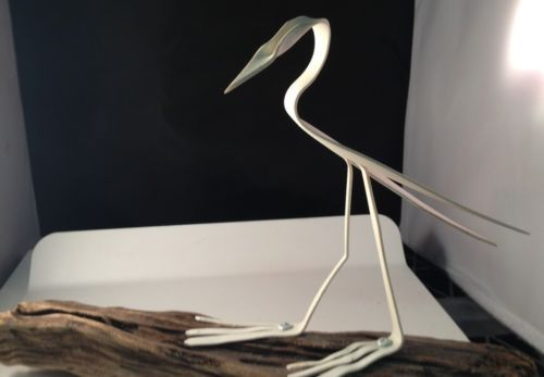 Bird On Driftwood