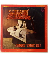 Screamin' Jay Hawkins - What That Is! LP Vinyl Record Album, Philips-PHS... - $65.47 CAD
