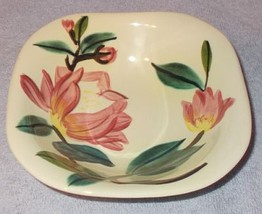 Vintage Red Wing Blossom Time Dinnerware Small Serving Bowl 5 inch - $5.95
