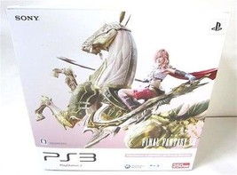 Sony PlayStation 3 Final Fantasy XIII LIGHTNING EDITION 250GB Full Set N... - $1,024.65