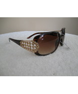 SUNGLASSES, SWAROVSKI crystal , Black - $20.00