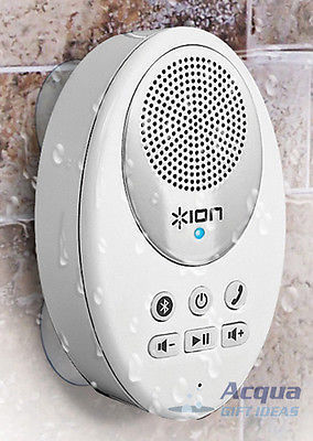 Bluetooth Shower Waterproof Speaker for/iPad iPhone iPod Touch Android device