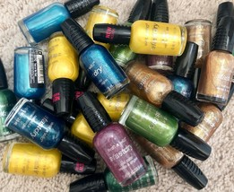 Lot of 20: NEW Wet N Wild Fast Dry Nail Color Polish WHOLESALE MIX (Full... - $29.69