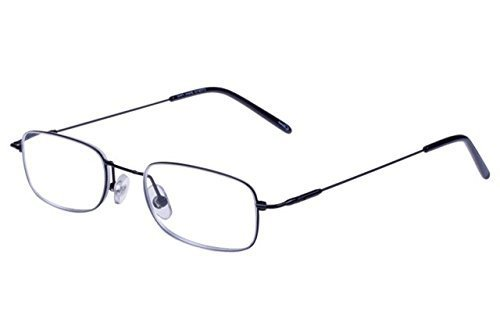"Primary image for Foster Grant ""Grant"" Mens Reading Glasses, Metal Black Frames +2.50"