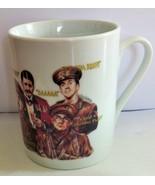 BLACKADDER CERAMIC MUG FROM ENGLAND Rowan Atkinson, Tony Robinson BRITIS... - $17.00