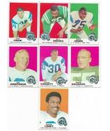1969 Topps Los Angeles Rams Team Set with Roman Gabriel, Merlin Olsen - $31.15