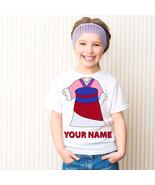 """Mulan T Shirt  """" Add a Name """" . Personalized Kids Shirt"""