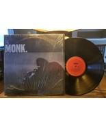 "Thelonious Monk ""Monk"" Jazz LP Columbia CS  9091 Shrink - $25.21"